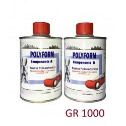 Résine de polyuréthane