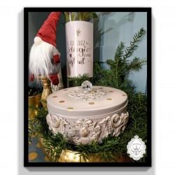 Boite à gâteaux de Noël
