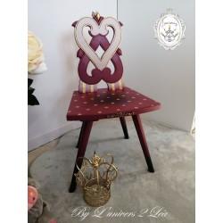 """Chaise pour enfant """"Ophélia"""""""